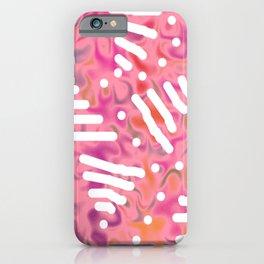 Rose bambi 01 iPhone Case