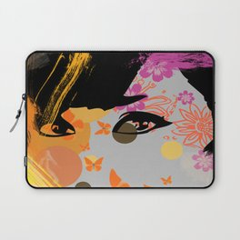 Audrey again Laptop Sleeve
