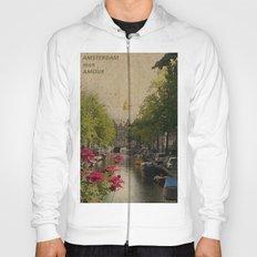Amsterdam mon amour Hoody