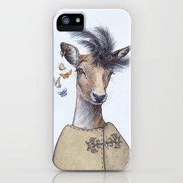 Fashion deer iPhone Case