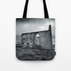 The Church on the Moors Tote Bag