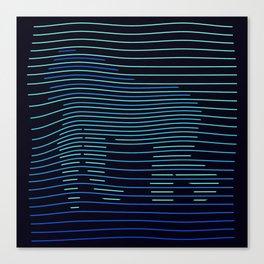 Harambe Canvas Print