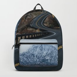 Blue Mountain Road Backpack