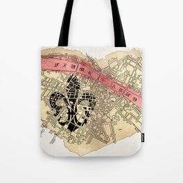 Fiume Arno Tote Bag