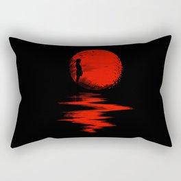 The Land of the Rising Sun Rectangular Pillow