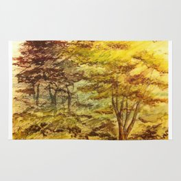 Trees 2 Rug