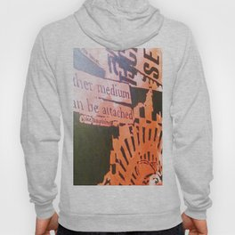 NO OTHER MEDIUM CAN BE ATTACHED Hoody