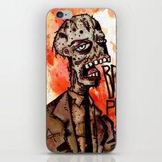 Brains Please iPhone & iPod Skin