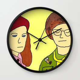 Even If You Don't Know What You're Talking About Wall Clock