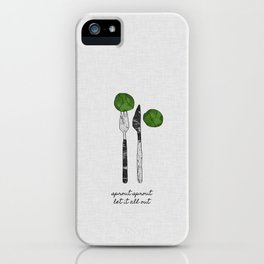 Sprout Sprout iPhone Case