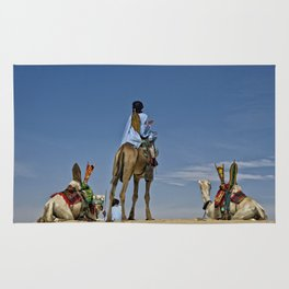 Three Wise Men - Africa Rug