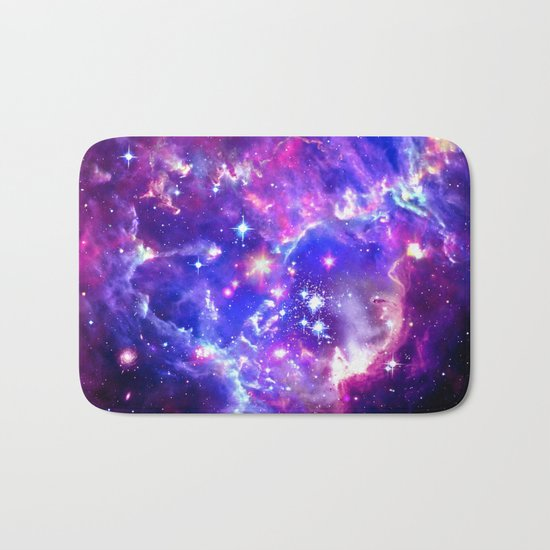 Galaxy. Bath Mat