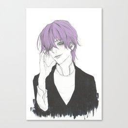 •Tsukiyama Shuu• Canvas Print