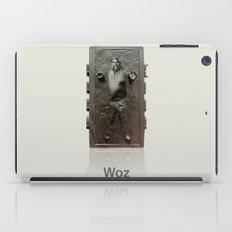 Steve Wozniak in Carbonite iPad Case
