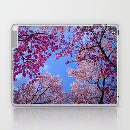 Cherry blossom explosion Laptop & iPad Skin