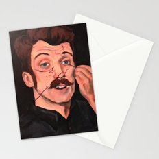 You Missed A Spot Stationery Cards