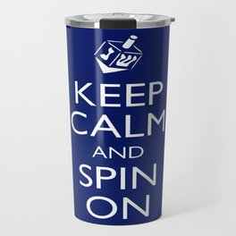 Spin On Travel Mug