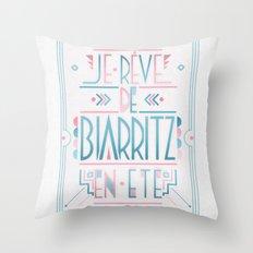 REVE Throw Pillow