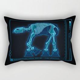 At-At Anatomy Rectangular Pillow