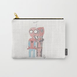 Spideypool - Boop! Carry-All Pouch