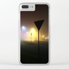 #sublights Clear iPhone Case