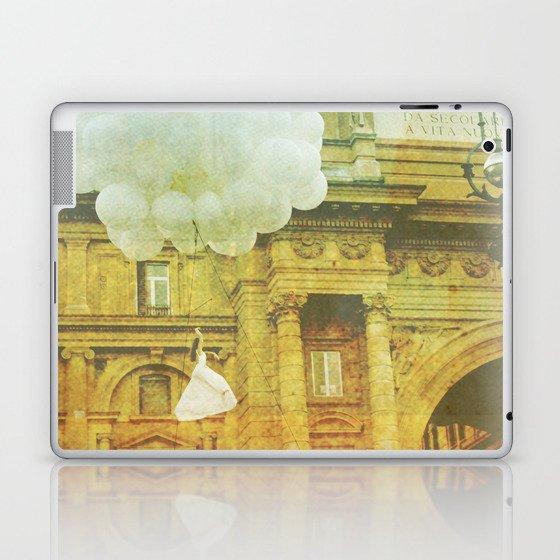 US AND THEM _ leaving them Laptop & iPad Skin