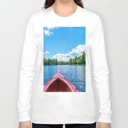 Just Keep Paddling Long Sleeve T-shirt
