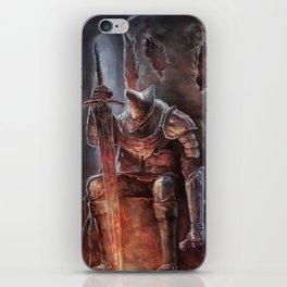 Abyss Watcher - Dark Souls 3 iPhone Skin