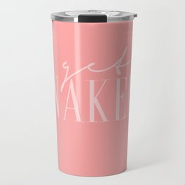 Get Naked pink2 Travel Mug