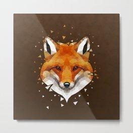 Foxability Metal Print