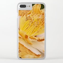 Dying but still radiant Clear iPhone Case