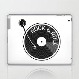 Rock & Roll Record Laptop & iPad Skin