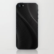 Minimal curves II iPhone & iPod Skin