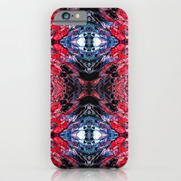 In the Dream Ripple iPhone Case