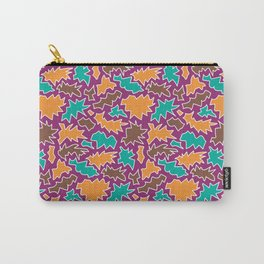 Jagged Edge Carry-All Pouch