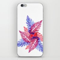 plants iPhone & iPod Skins featuring Plants by melanie johnsson