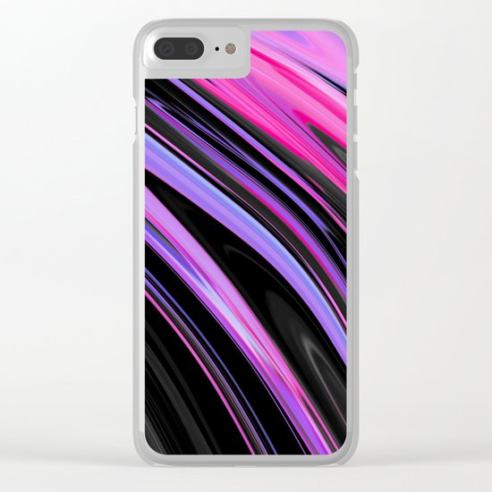 Azeel Clear iPhone Case