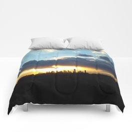 Golden City Comforters
