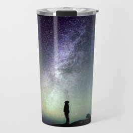 Deep Thoughts Of the Universe Travel Mug