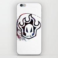 bleach iPhone & iPod Skins featuring Bleach by Bradley Bailey
