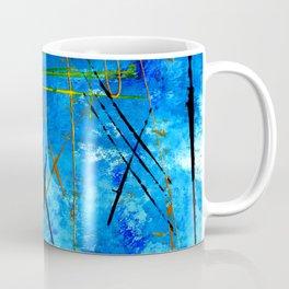 I got the blues Coffee Mug