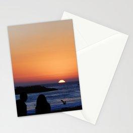 Sunset Over Laguna Beach Stationery Cards