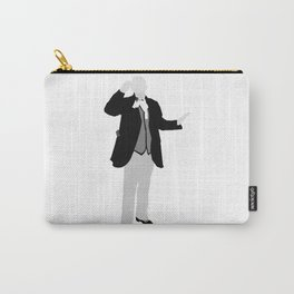 First Doctor: William Hartnell Carry-All Pouch