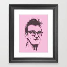Morrissey Framed Art Print