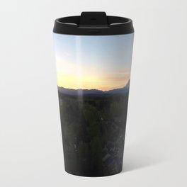 A Northwest Sunrise Travel Mug