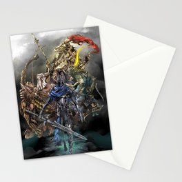 Dark Souls Knights of Gwyn Stationery Cards