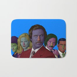 Anchorman Bath Mat
