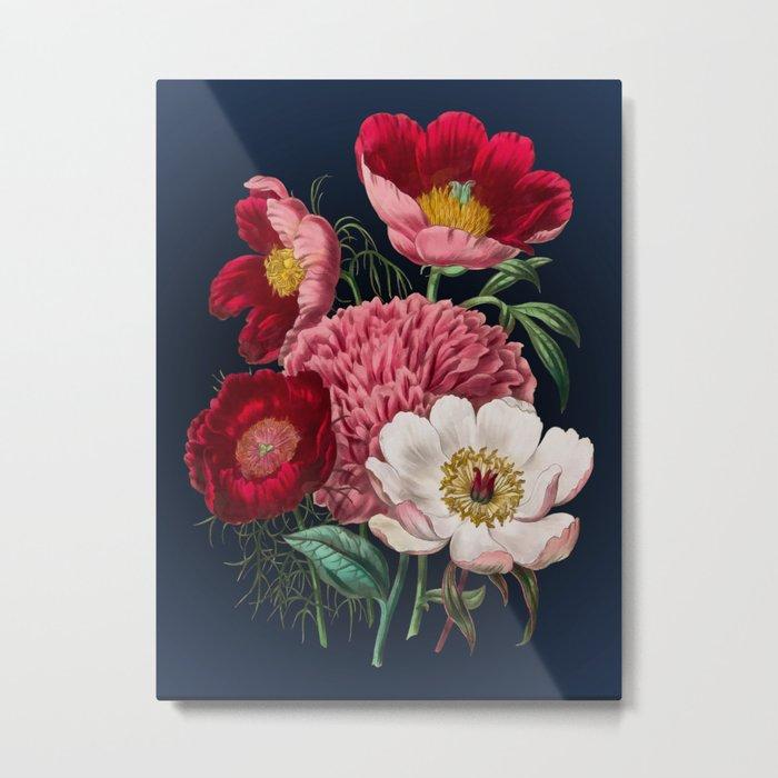 Flower garden III Metal Print
