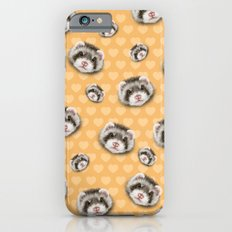 angry ferret Slim Case iPhone 6s
