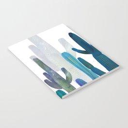 Cactus blue Notebook